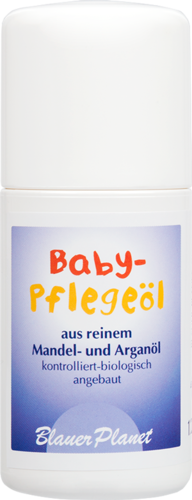 Baby Pflegeöl + Massageöl - 125ml